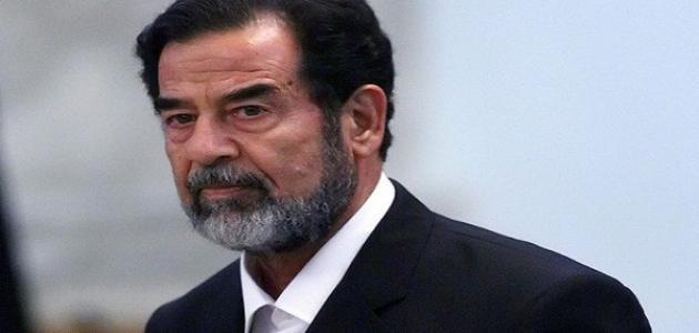 محامي صدام حسين يكسب قرار حكم على صحيفة الغد