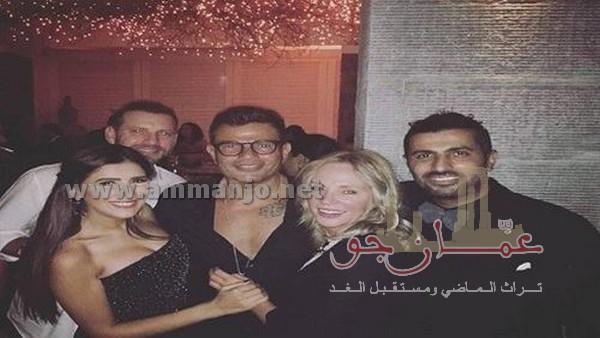 عائلة عمرو دياب تقاطع تهنئته بعيد ميلاده
