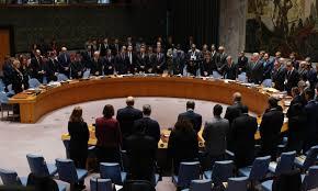 جلسة فصلية لمجلس الامن بشأن الشرق الاوسط