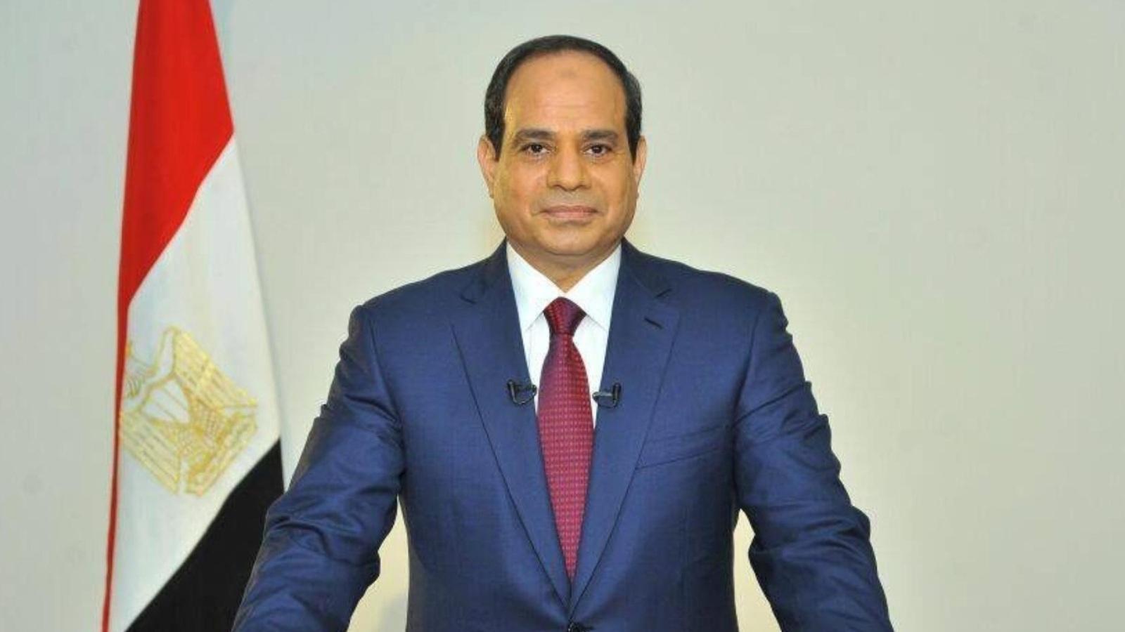 السيسي يعلن حالة الطوارئ في مصر