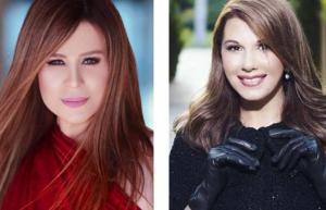 نتنياهو يهاجم فنانتين لبنانيتين