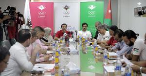 ورشة عن القيم الأولمبية الأردنية