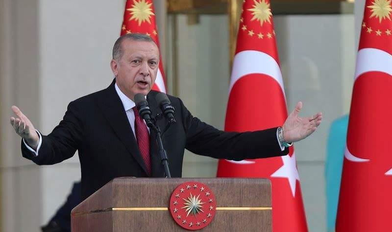 الملك ينتدب القيسي لحضور تنصيب أردوغان