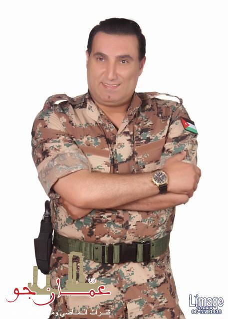بكر الحراسيس لــ عمان جو نعتز في الجيش العربي  و الاستقلال نفتخر به