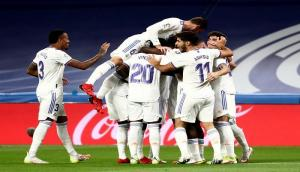 ريال مدريد يمزق شباك مايوركا بسداسية