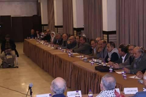 تيار التجديد يرحب باعادة احياء الملتقى الوطني ويطالب بتشكيل جبهة وطنية