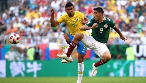 نيمار يرفض المفاجأت ويعبر بالبرازيل إلى ربع النهائي المونديال
