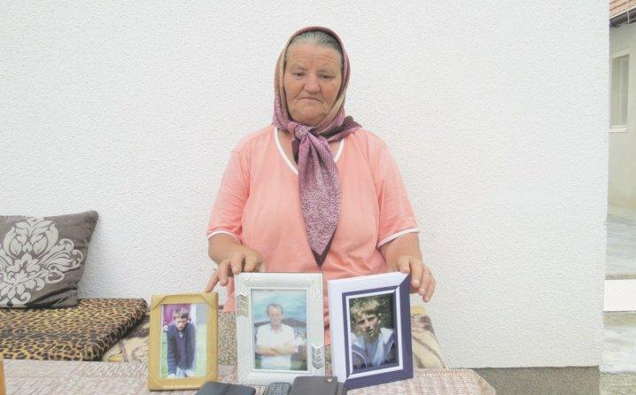صالحة عثمانوفيتش عادت من الجزائر لتفقد زوجها وإبنيها في بوتوكاري