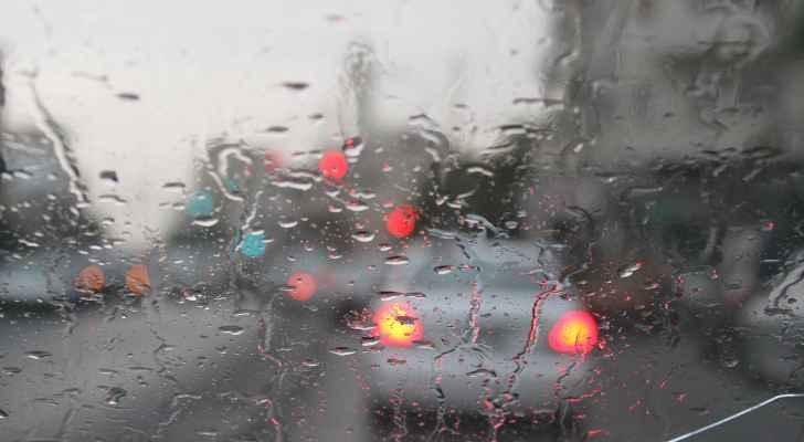 الأحد: انخفاض كبير على درجات الحرارة و أمطار في شمال الأردن و بعض المناطق الوسطى