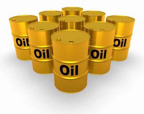 انخفاض على اسعار النفط