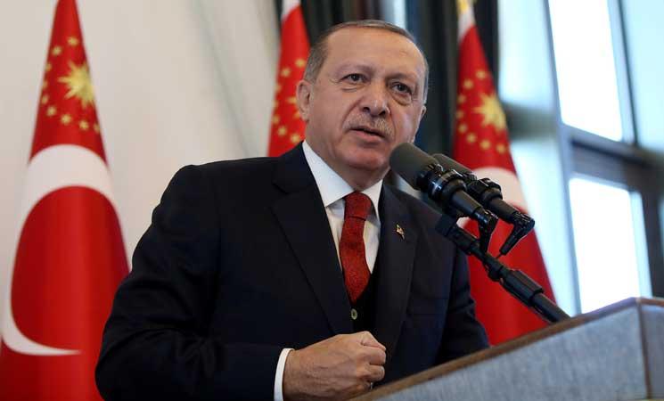 أردوغان: لا مشكلة في شراء منظومة صواريخ إس-400 الروسية