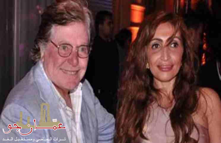 اشتعال الحرب بين حسين فهمي وزوجته السعودية… والفنان يحاول منعها من السفر