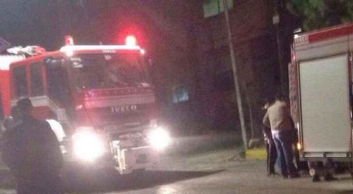 إصابة 3 أشخاص بالاختناق في إربد