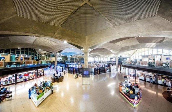 2.5 مليون مسافر عبر مطار الملكة علياء منذ بداية 2018