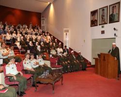فرقة الملك عبدالله الثاني المدرعة الثالثة تحتفل بذكرى الإسراء والمعراج