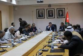 لجنة فلسطين تبحث ملف المتضررين من موضوع الحيادية بوكالة الغوث
