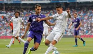 ريال مدريد يسقط في فخ التعادل ضد بلد الوليد