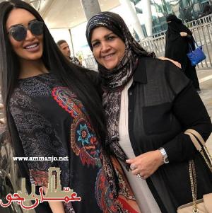 سالي عبد السلام تستغيث في مطار بيروت: «مش هدخل البلد دي تاني»