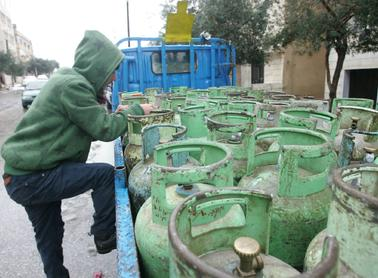 الطلب على الغاز دون معدله