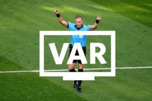 """لأول مرة  ..  الـ""""VAR"""" في الملاعب الأردنية"""