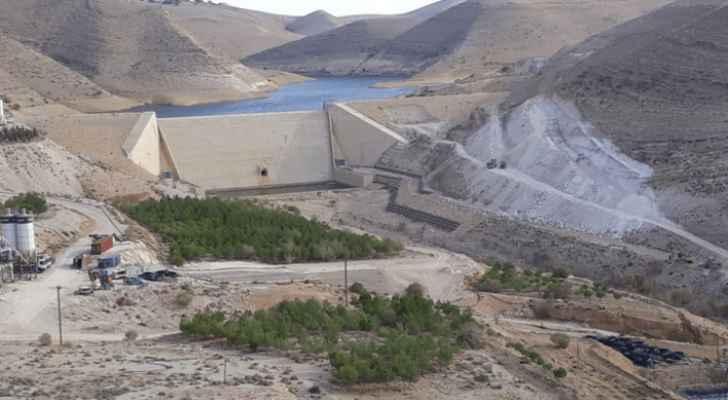 وزارة المياه: بدأ سد الوالة بالفيضان بأكثر من 120 متر مكعب بالثانية