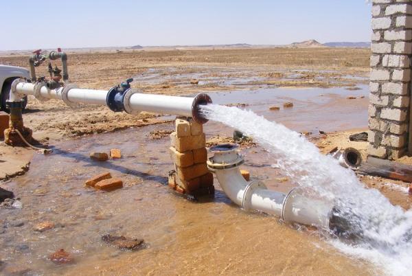 العكورة توقف ضخ المياه من محطة الزارة ماعين لمناطق في عمان