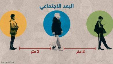 عمان جو الاخبارية   التباعد الاجتماعي عادة مؤقتة .. ولكن أصبحت ...