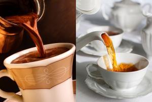 منع الشاي والقهوة في وزارة سعودية