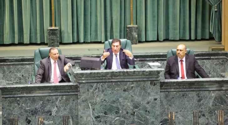 الطراونة: رد قانون الضريبة تنازل طوعي عن حق المجلس في التشريع