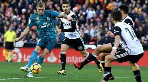 ريال مدريد يقلب الطاولة على فالنسيا بعد 5 دقائق مجنونة